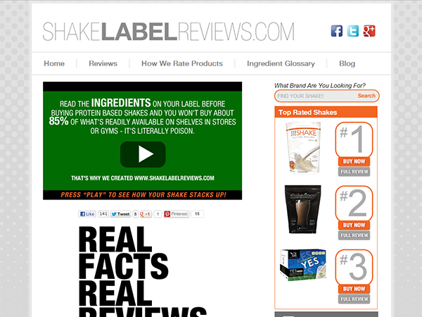 diet shake reviews.com
