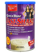 Quick Trim Diet Shake Reviews 2017
