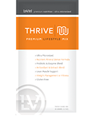 Le-Vel Thrive Mix Shake 2017 Review